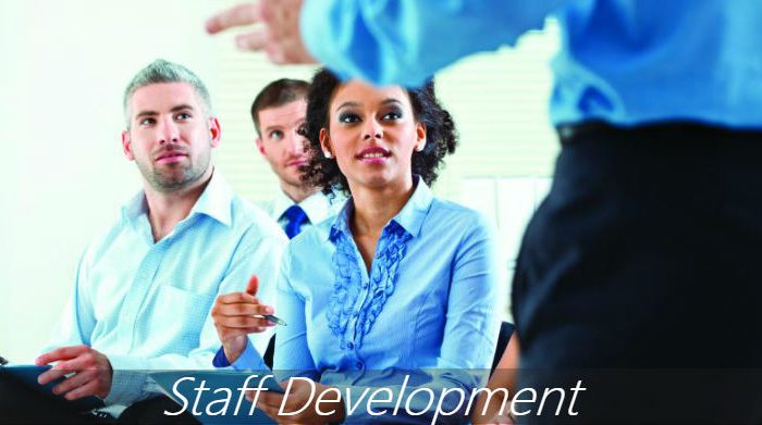 Staff Development Training