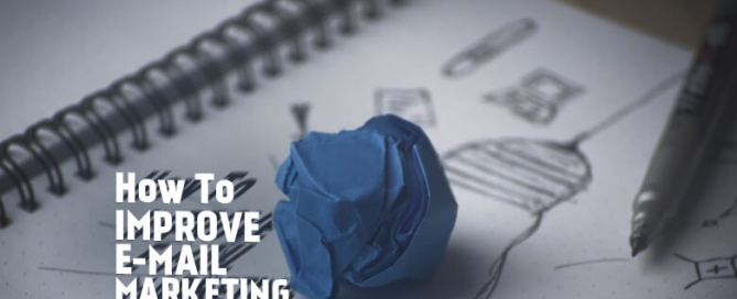How to Improve Email Marketing banner