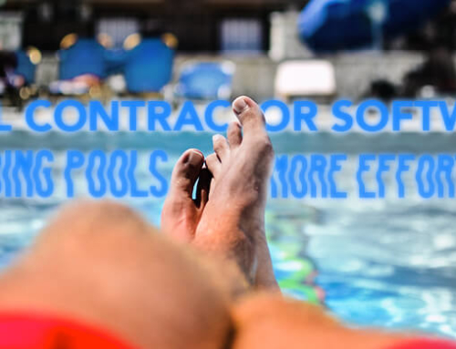 Building Pools More Effortlessly With Pool Contractor Software