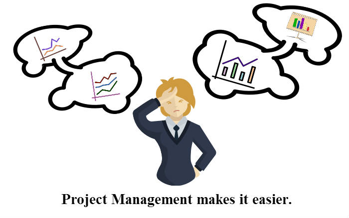 Project Management Makes It Easier