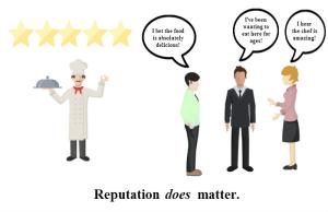 Reputation does matter