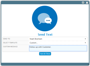 Text Automation