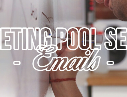 Marketing Pool Service Emails