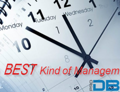 Is Time Management the BEST Kind of Management?